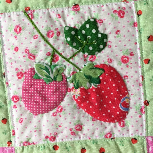 Ohhowsweet.com Happy Flower Quilts Blog Hop