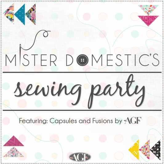 MisterDomestics Sewing Party